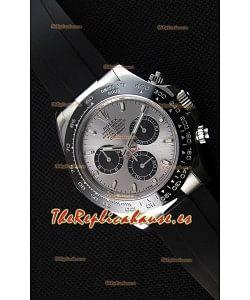 Rolex Cosmograph Daytona 116519LN Movimiento Original Cal.4130 Dial Negro - Último Reloj de Acero 904L