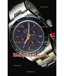 Rolex Daytona Spike Lee Les Artisans De Geneve Reloj Réplica Suizo a Espejo 1:1 Movimiento Cal.4130