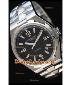 Vacheron Constantin Overseas Dial Negro Reloj Réplica Suizo