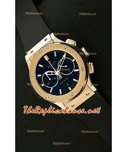 b11d1671180a Hublot Vendome Reproducción Reloj Cronógrafo Suizo en Acero ...