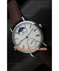 IWC Portofeno Reloj Japonés Fase Lunar