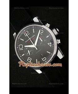 Mont Blanc Timewalker Reproducción Reloj Suizo - Réplica Escala 1:1