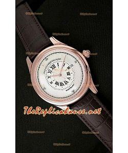 Mont Blanc Mechanique Horlogere Reloj Suizo en Oro Rosa