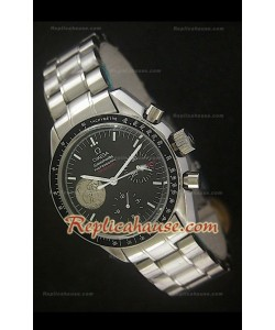 Reloj de Acero Omega Speedmaster Edición Apollo 11