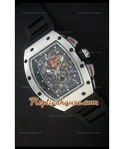 Richard Mille RM004 Edición del Reloj Todo Gris