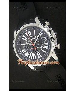 Roger Dubuis Excalibur Reproducción Japonesa del Reloj