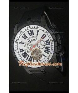 Roger Dubuis Excalibur Tourbilon Reloj Japonés de PVD