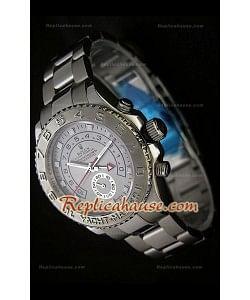 Rolex Replica Yachtmaster II Reloj Suizo con Esfera Gris