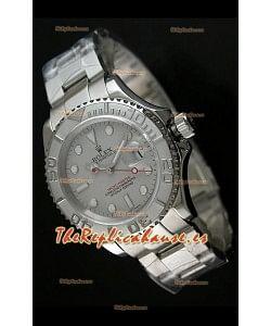 Rolex Réplica Yatchmaster Suiza con ESFERA ORIGINAL ROLEX ROLESIUM