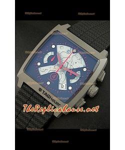 Reloj Tag Heuer Monaco Edición Japonesa Limitada de Titanio