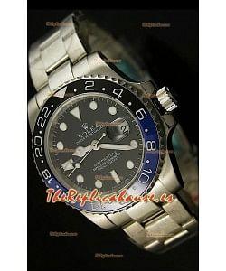 Rolex GMT Masters II, Reloj Réplica Suiza - Réplica en escala 1:1