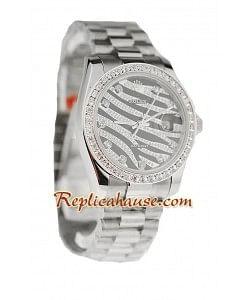 Reloj Rolex Réplica Datejust Silver 2011 Edición