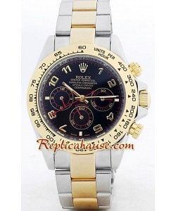 Rolex Réplica Daytona Dos Tonos
