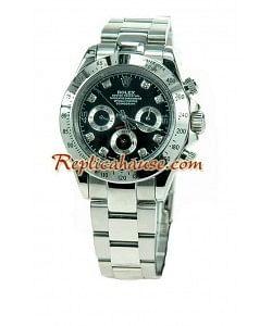Rolex Réplica Daytona Silver Reloj