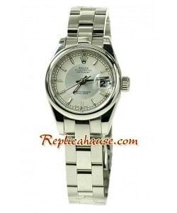 Rolex Datejust Dama Reloj Réplica