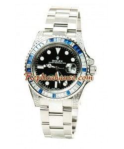 Rolex Réplica GMT Masters II Reloj Suizo de imitación