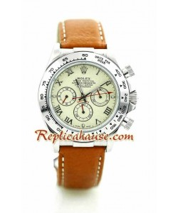 Rolex Réplica Daytona Leather