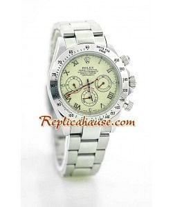 Rolex Réplica Daytona Silver