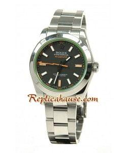 Rolex Milgauss Reloj Suizo de imitación - 40MM