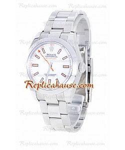 Rolex Milgauss Reloj Suizo de imitación 2011 Edición