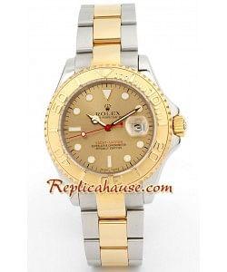 Rolex Réplica Yachtmaster Reloj para hombre Suizo