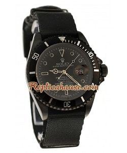 Rolex Réplica Submariner Bamford y Sons Edición Limitada Reloj Suizo