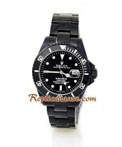 Rolex Réplica Submariner - PVD Reloj