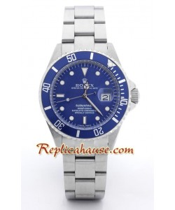 Rolex Réplica Submariner Silver