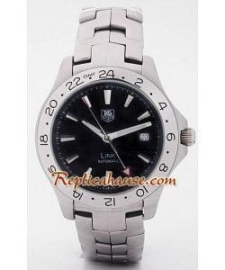 Tag Heuer Réplica Link Reloj - GMT Reloj
