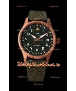 IWC Pilot's Watch Automatic Spitfire IW326802 Reloj Réplica a Espejo 1:1