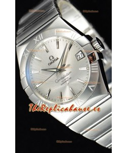 Omega Co-Axial Constellation Master Chronometer Reloj a Espejo 1:1 39MM