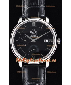 Omega Co-Axial Prestige Power Reserve Reloj Suizo de Acero Inoxidable