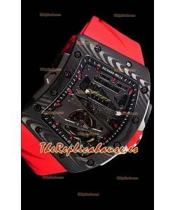 Richard Mille RM70-01 Carbon Case Reloj Réplica Suizo