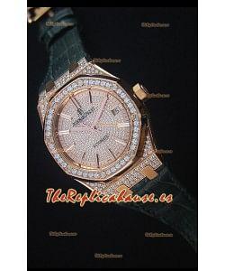 Audemars Piguet Royal Oak 15402OR.ZZ.D003CR.01 37MM 1:1 Mirror Replica Swiss Watch