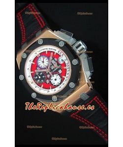 Audemars Piguet Royal Oak Offshore Rubens Barrichello Replica Espejo 1:1 - Movimiento 3126