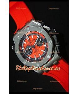 Audemars Piguet Royal Oak Offshore Diver Chronograph - Reloj espejo 1:1 Movimiento 3126