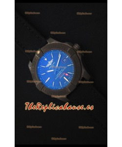 Breitling Avenger Blackbird 44MM Reloj Replica Suizo Caja en Titanio