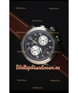 Glashuette Senator Navigator Reloj Replica Suizo Cronógrafo, Edición Limitada