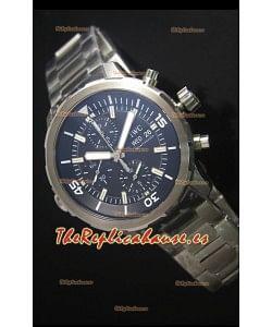 IWC IW376804 Aquatimer Reloj Suizo Replica Cronógrafo