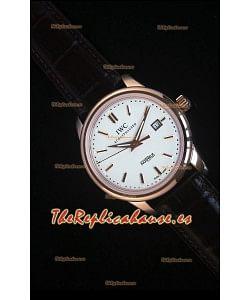IWC Ingenieur Automatic Reloj Suizo Edición Limitada Replica a Escala 1:1