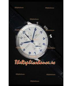 IWC Portugieser Chronograph IW371446 Reloj Suizo Replica a escala 1:1