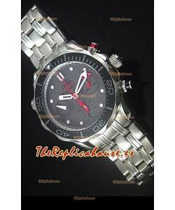 Omega Seamaster Professional Regatta Reloj Replica Suizo Correa de Acero