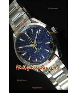 Omega Seamaster Master Co-Axial Aqua Terra 007 Spectre 15007 Gauss Edition Watch