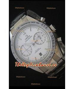Omega Speedmaster 57 Co-Axial Reloj Suizo Cronógrafo con Marcadores de Acero