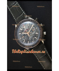 Omega Speedmaster Grey Side of the Moon Reloj Replica Suizo a espejo 1:1