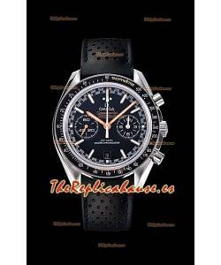 Omega Speedmaster Racing Co-Axial Master Chronograph Reloj Réplica Suizo Dial Negro