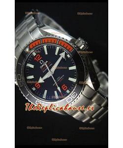 Omega Seamaster Planet Ocean 600M Good Planet Reloj Replica Escala 1:1
