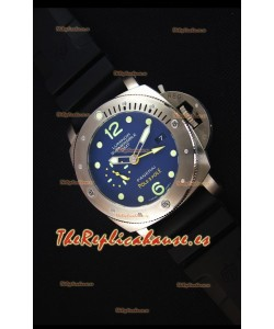 Panerai Luminor Submersible GMT PAM719 Pole 2 Pole Edition Reloj Replica a Espejo 1:1