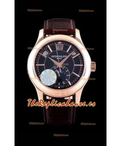 Patek Philippe 5205R-010 Complications MoonPhase 1:1 Mirror Reloj Réplica Suizo