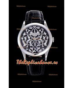 Patek Philippe 5088/100P Calatrava Reloj Acero Inoxidable a Espejo 1:1